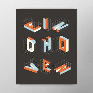 Typografie Ehvn